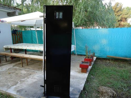 puerta termo-tanque ,gas,nicho,sala maquinas,bombas premium