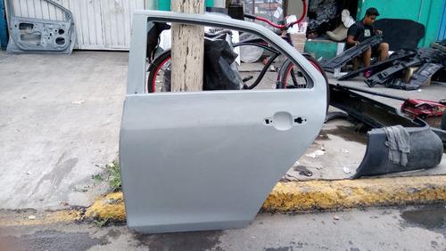 puerta toyota yaris hatchback o sedan 07-08-09-10-11-12-13