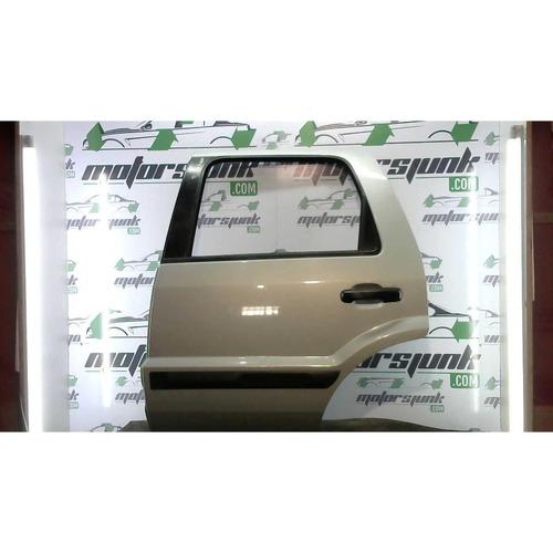 puerta tras izq ford ecosport 1.6 l 4x2 xls 2010 sedan  5762