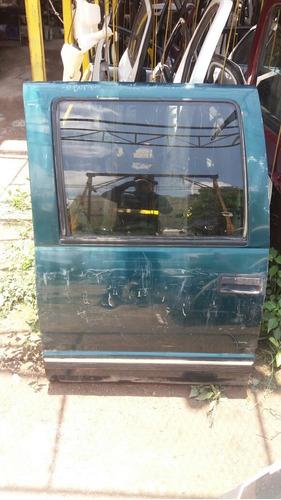 puerta trasera izquierda chevrolet silverado,suburvan 92-98