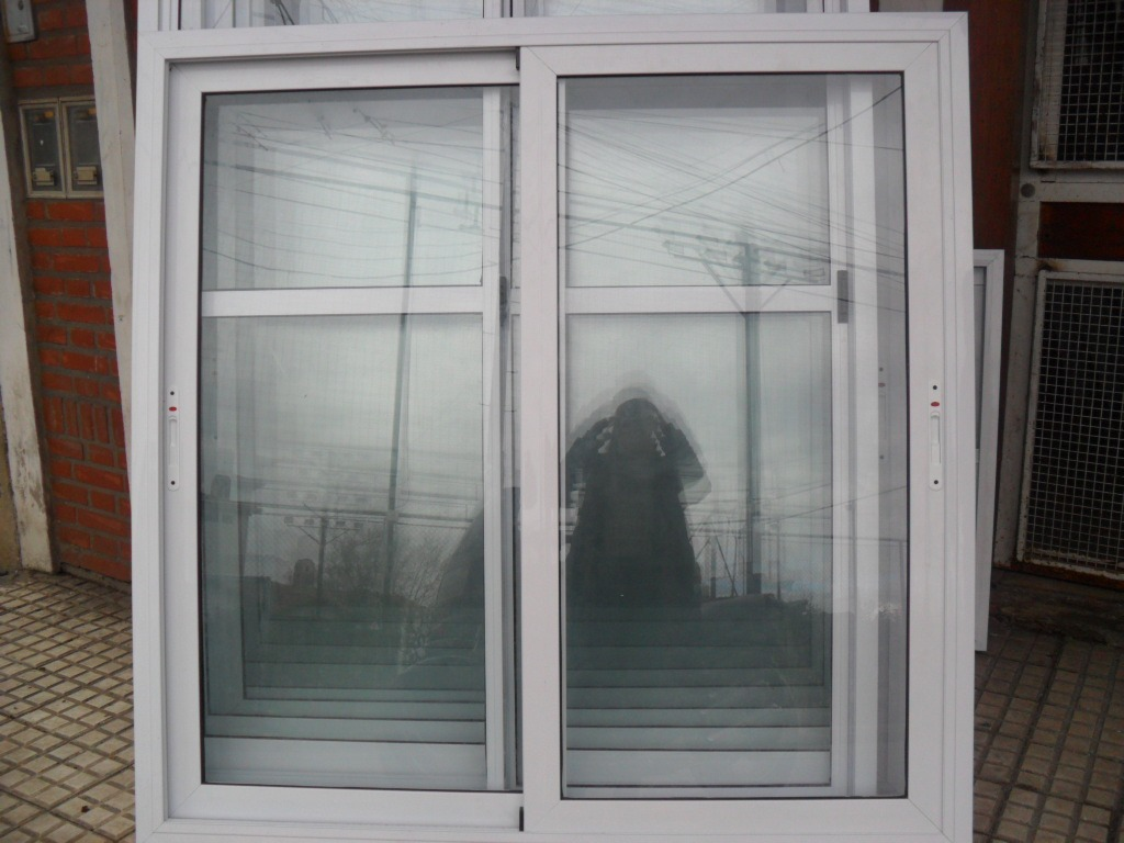 Puertas de aluminio para balcones free puertas de for Puerta balcon aluminio