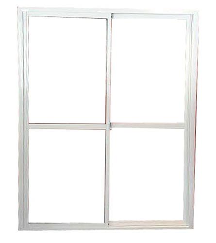 puerta ventana balcon corrediza aluminio blanco 150x200