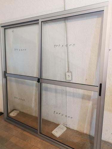 puerta ventana serie 25 2x2