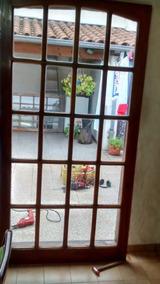 Puerta Ventana Vidrio Repartido 2 20 X 2 05