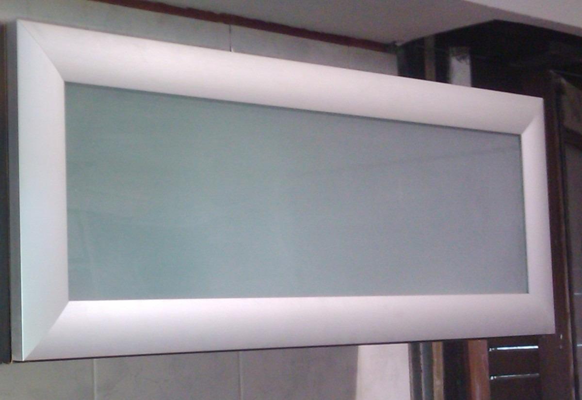 Puerta Vidriada Marco Aluminio 100x30 - $ 1.400,00 en Mercado Libre