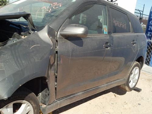 puerta y cristal delantera pasajero matrix 2005