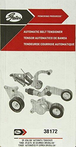 puertas 38172 conjunto tensor de cinturón