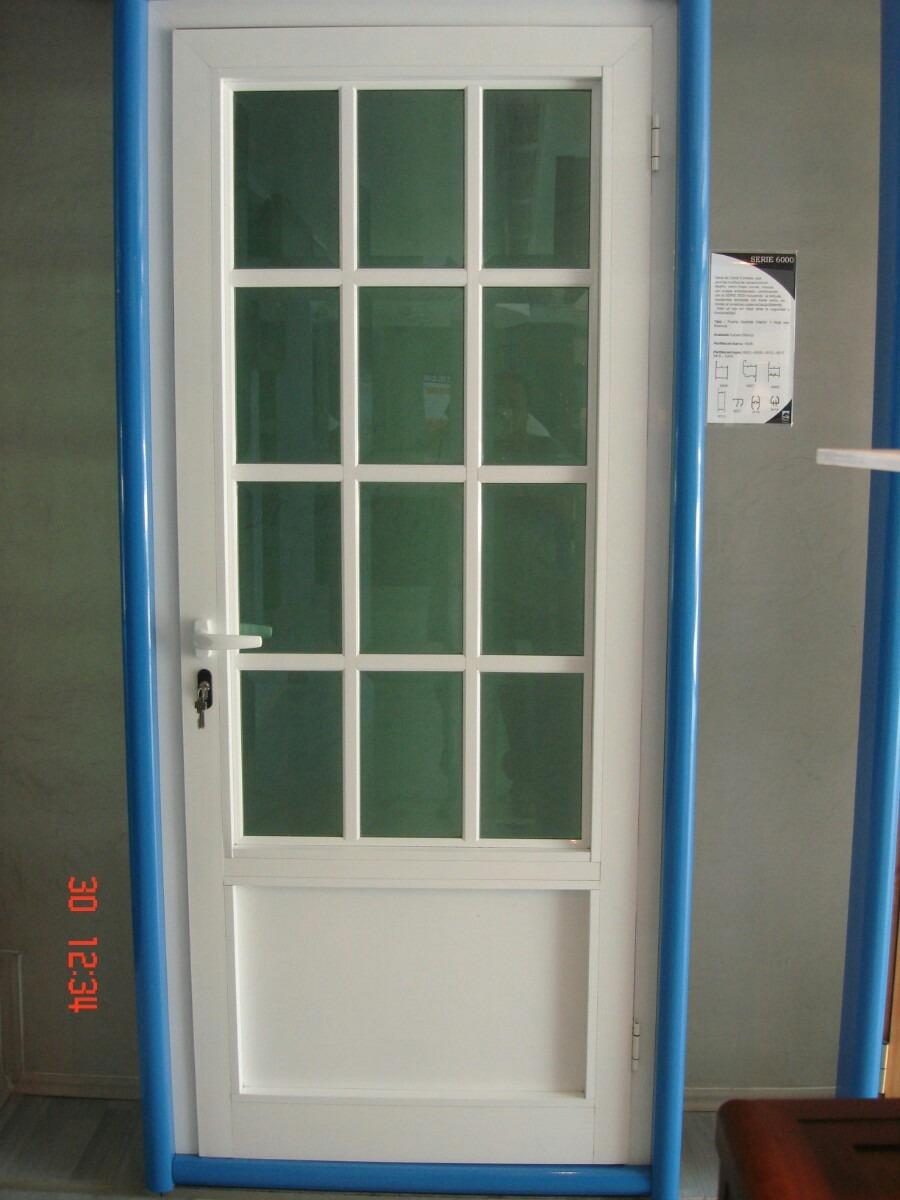 Puertas aluminio cotizamos en preguntas en - Puerta balconera aluminio ...