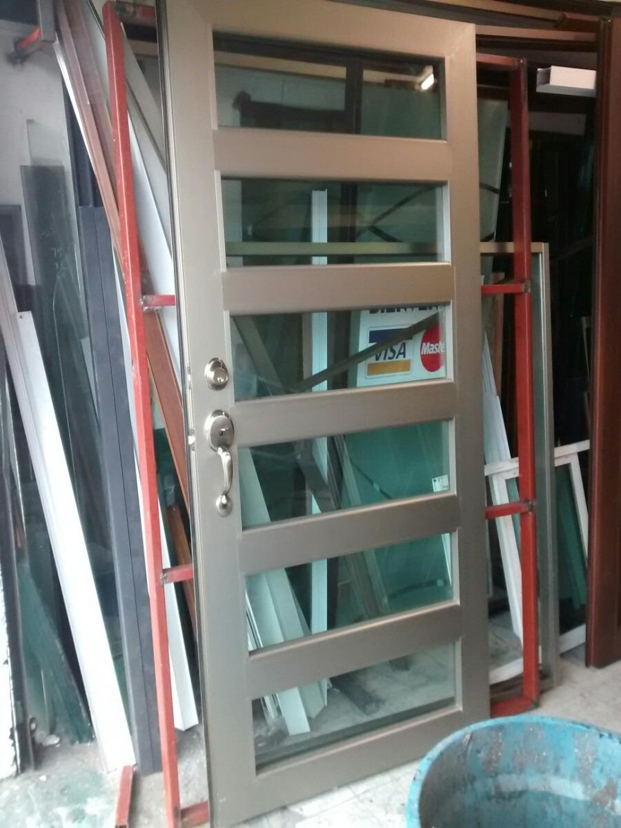 Puertas Aluminio Cotizamos En Preguntas 15000 En Mercado Libre - Puertas-de-aluminio-fotos