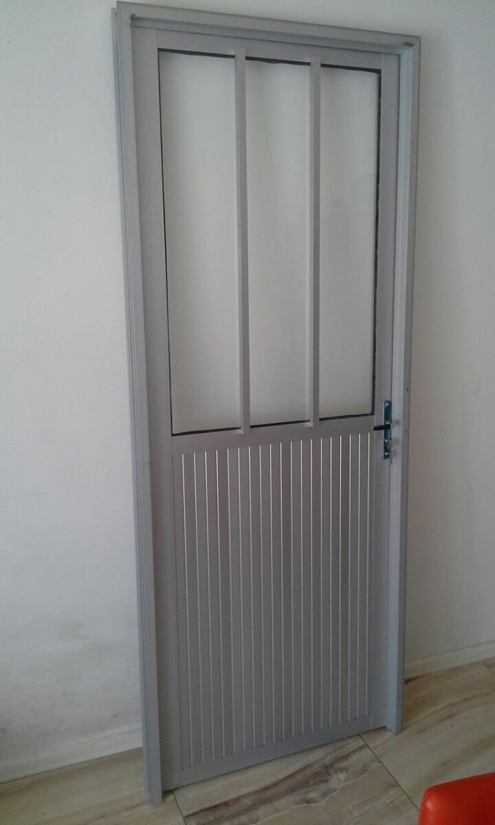 Puertas de aluminio exterior nuevas serie 30 for Puertas exterior aluminio baratas