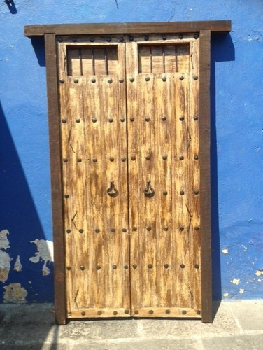 puertas antiguas vintage diferentes medidas
