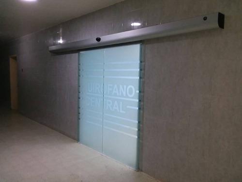 puertas automáticas tipo aeropuerto