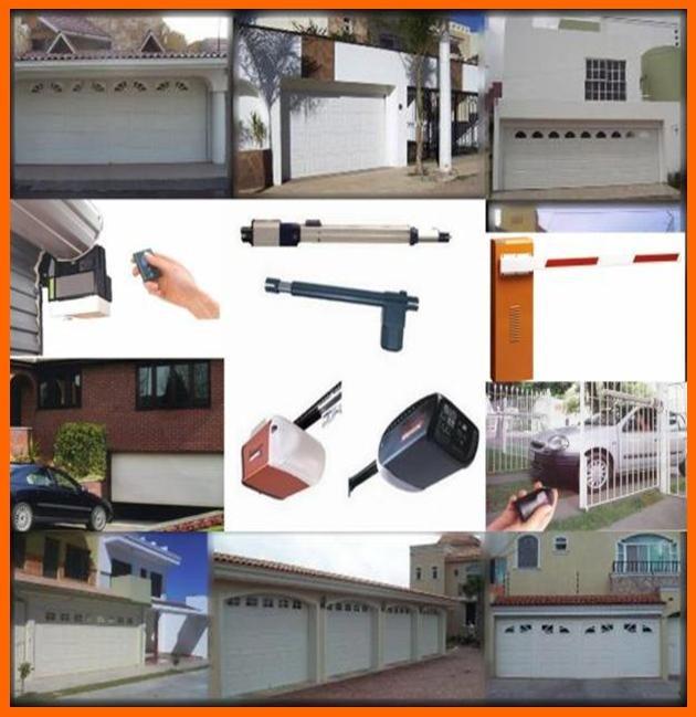Puertas automaticas promocion kit de pistones seg 6 900 - Puertas automaticas en murcia ...