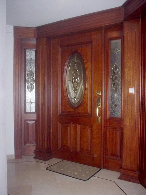 Puertas blindadas de seguridad u s 850 00 en mercado libre for Precio de puertas para casa