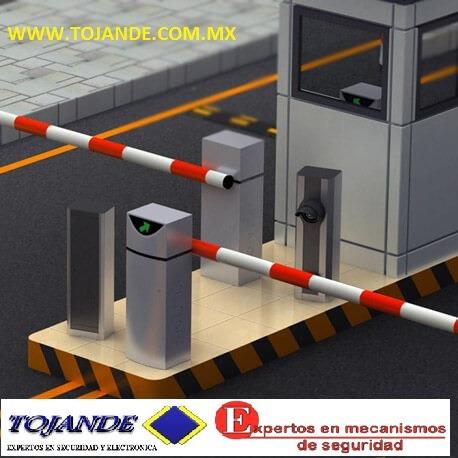 puertas blindadas/ torniquetes/barreras vehiculares