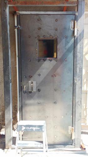puertas blindadas y de seguridad, herreria en general