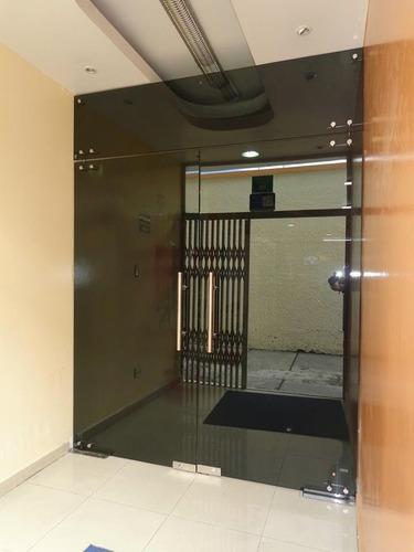 puertas blindex, fabricacion y reparacion