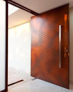 puertas de acero maderadas de alta seguridad credito directo