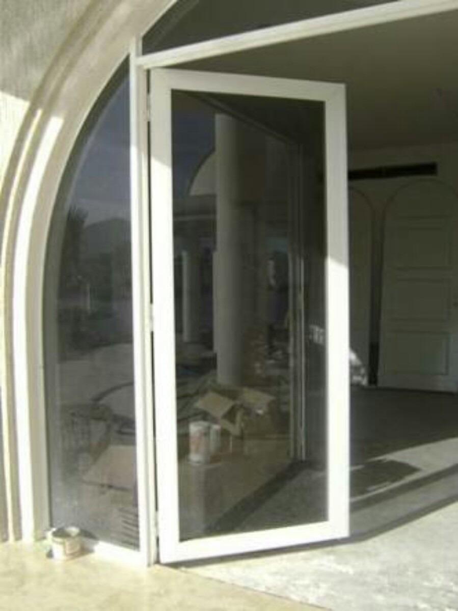 Puertas de aluminio 1950 1 en mercado libre Puerta balcon aluminio medidas