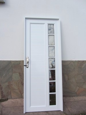 Puertas de aluminio en diferentes dise os y colores - Modelo de puertas de aluminio ...