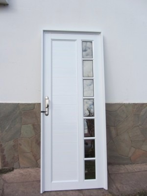 Puertas de aluminio en diferentes dise os y colores for Puertas en aluminio para interiores
