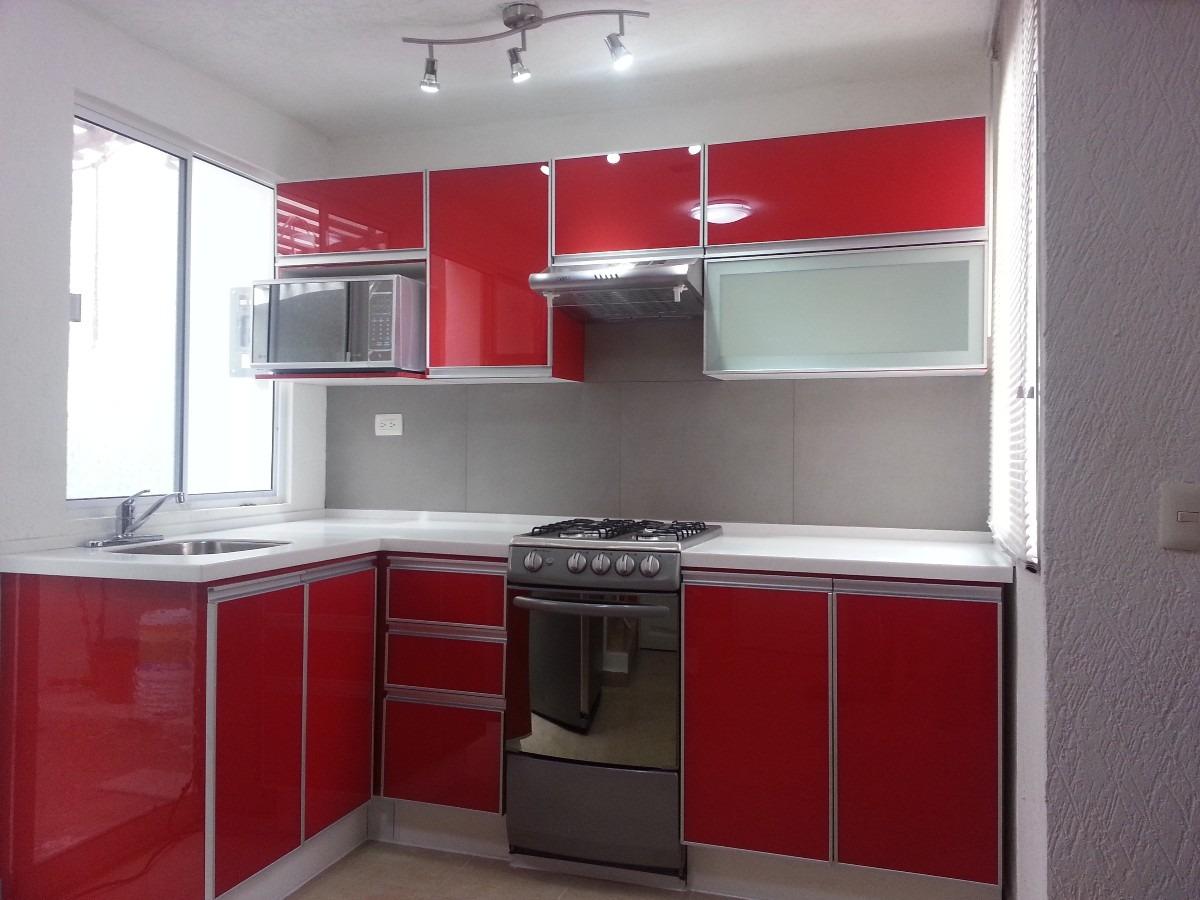 Puertas de aluminio para cocina en mercado libre for Puertas cocina integral