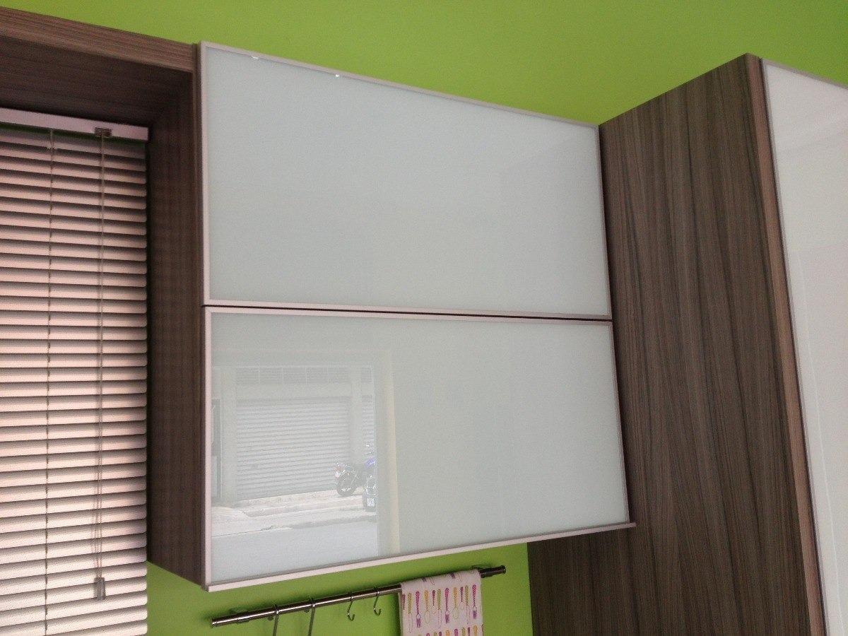 Puertas de aluminio y de cristal para cocina 1 for Ventanas de aluminio para cocina