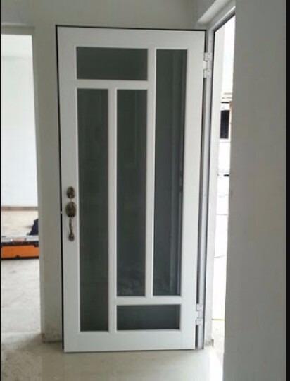 Puertas de aluminio cotizamos en preguntas 10 en mercado libre - Puertas de jardin de aluminio ...