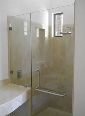 puertas de baño