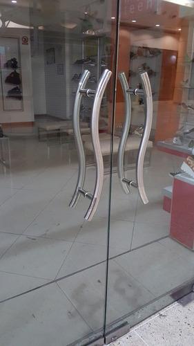 puertas de baño  cristales todovision corredizos y batientes