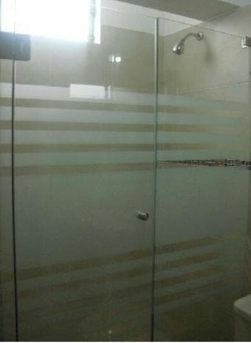 puertas de baño en vidrio templado