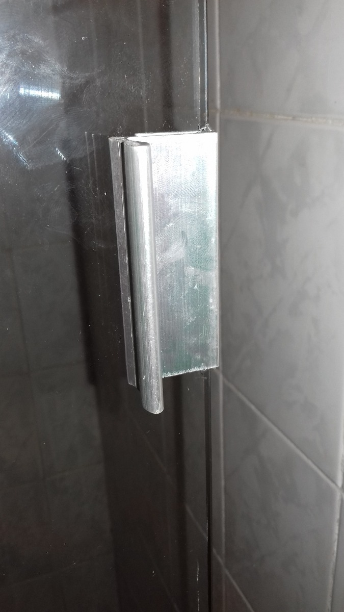 Puertas de ba o en vidrio templado - Puerta de cristal precio ...