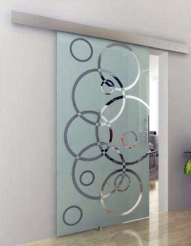 Puertas de ba o vidrio templado bs 900 00 en mercado libre - Puerta de cristal para bano ...