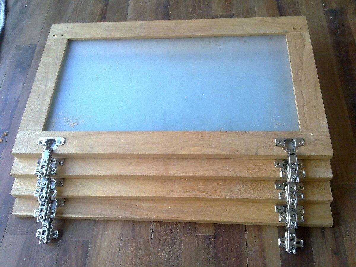 puertas de cocina a medida para alacenas y bajo mesada x