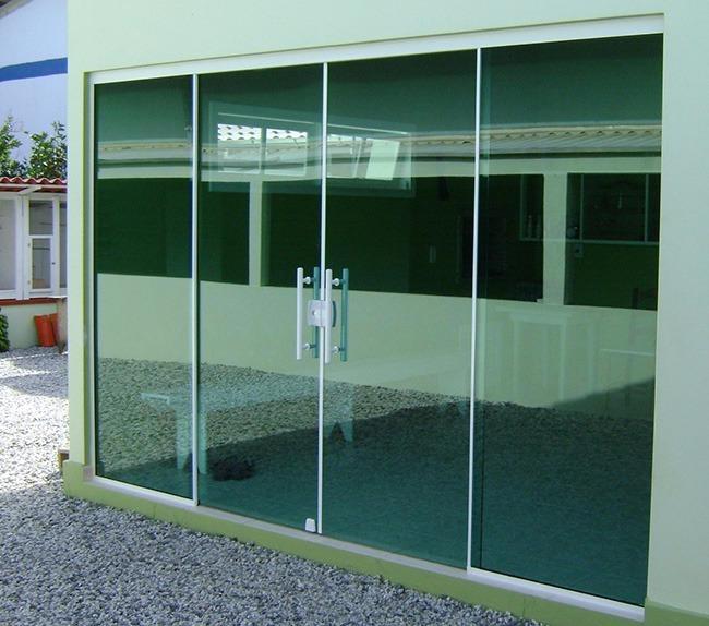Puertas De Cristal Templado Precios 98000 En Mercado Libre