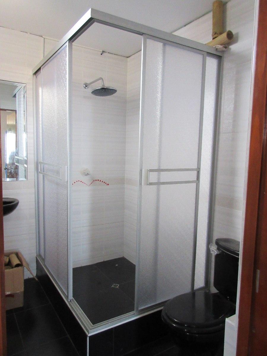 puertas de ducha en acr lico y vidrio templado desds 340