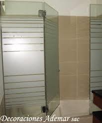 Puertas de ducha en acrilicos y vidrio templado s 45 for Cuanto sale una puerta