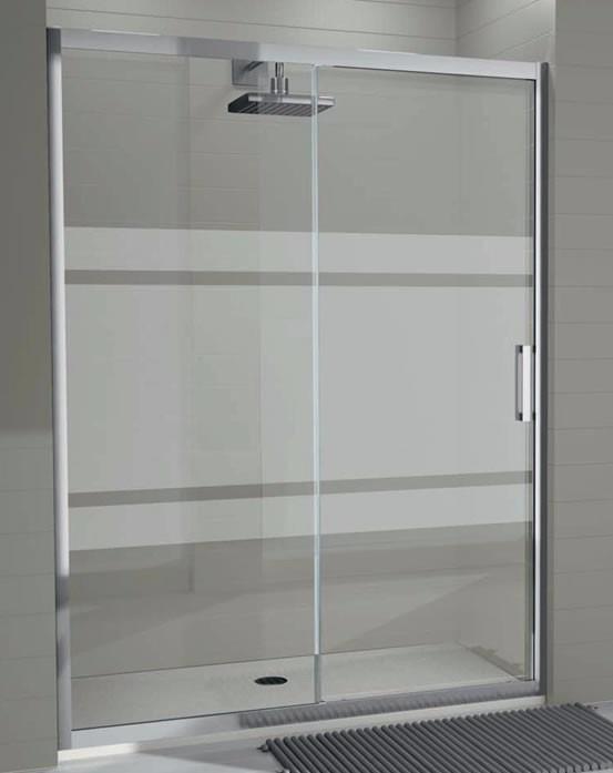 Puertas de ducha en vidrio templado s 20 00 en mercado - Puertas para el bano ...