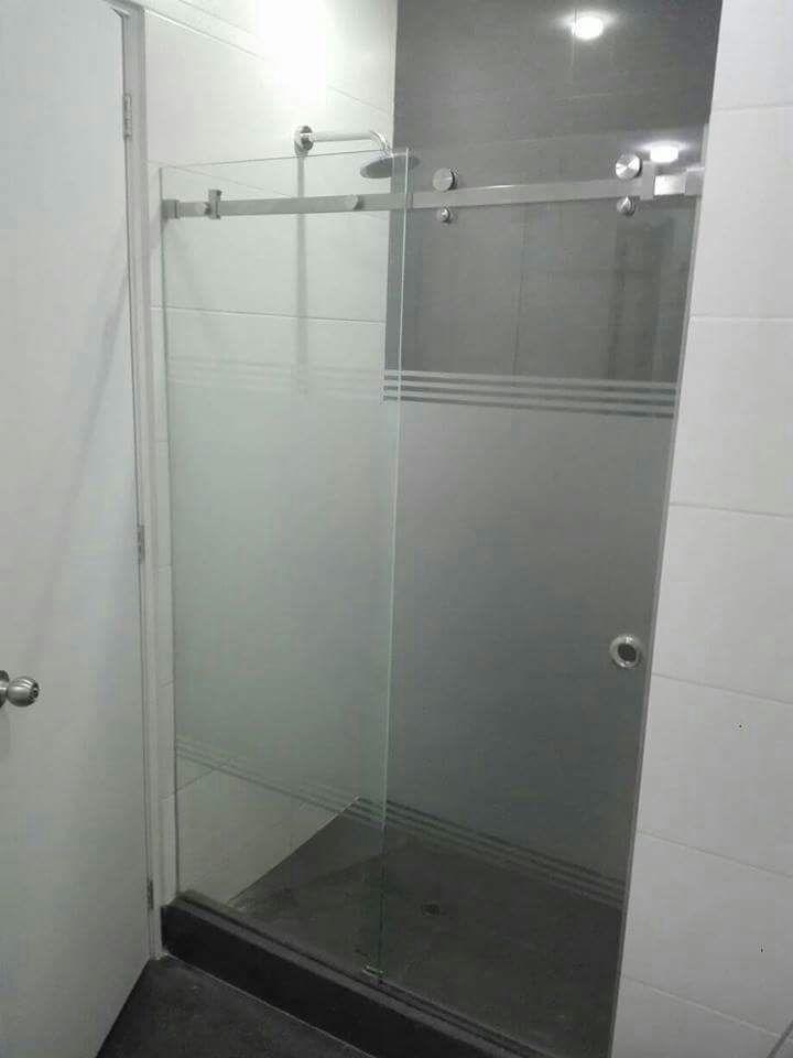 Puertas de ducha vidrio templado accesorios de acero s 20 00 en mercado libre - Accesorios de ducha ...
