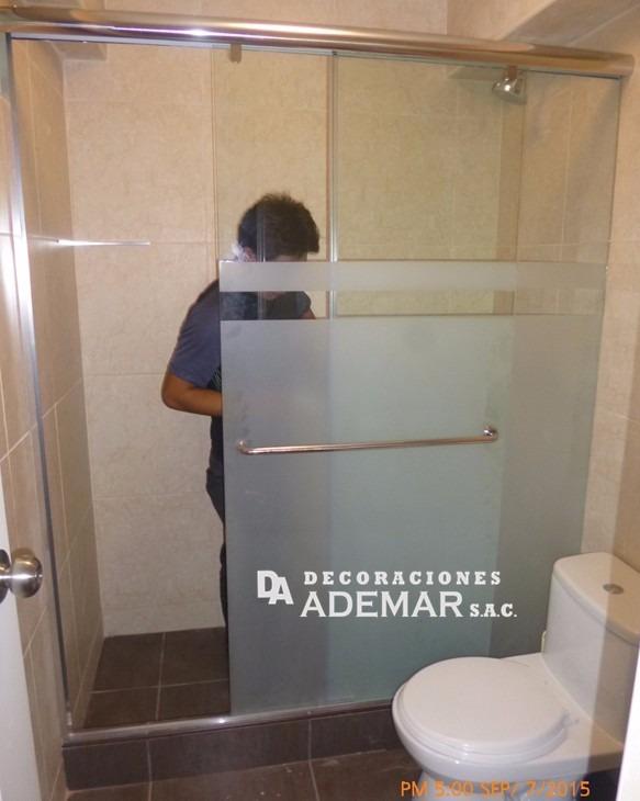 Puertas de duchas en vidrio templado puertas de tinas s for Puertas de ducha
