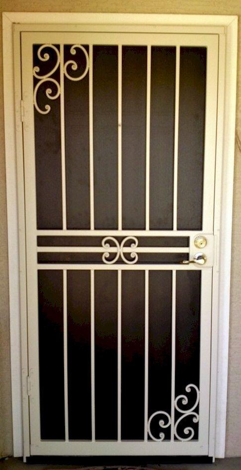 Puertas de fierro rejas s 800 00 en mercado libre for Puertas de fierro interiores