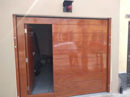 puertas de garaje, seccionales, corredizas, levadizas