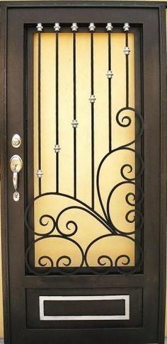 puertas de herrer a en diferentes dise os y colores