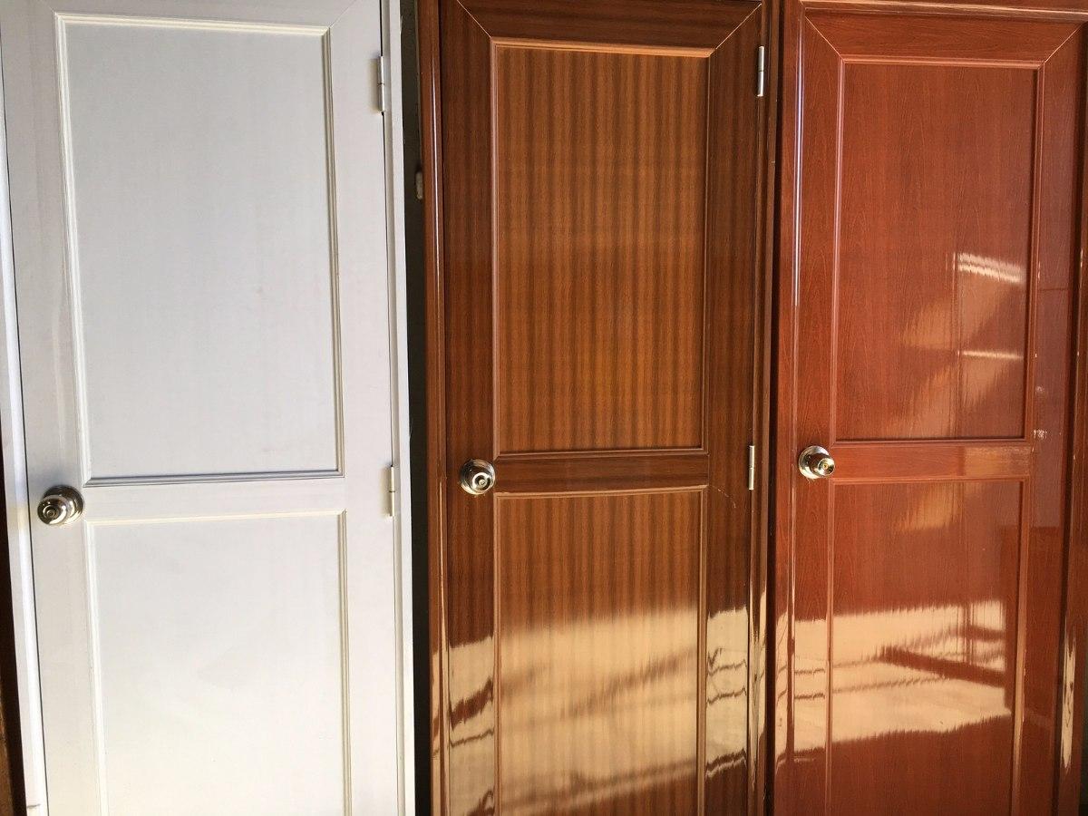 Puertas de interiores en pvc en mercado libre for Aberturas de pvc simil madera precios