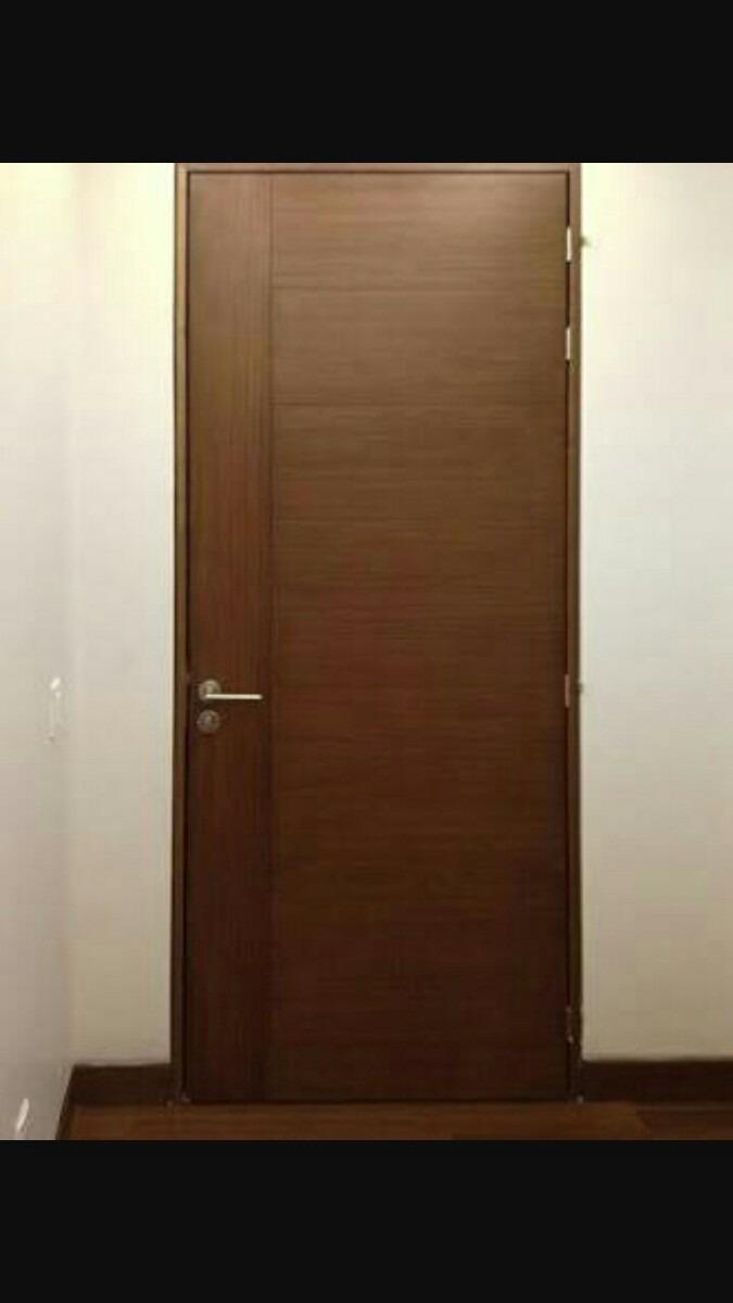 puertas de madera 3 en mercado libre