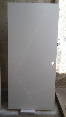 puertas de madera macizas en mdf modelo montreal