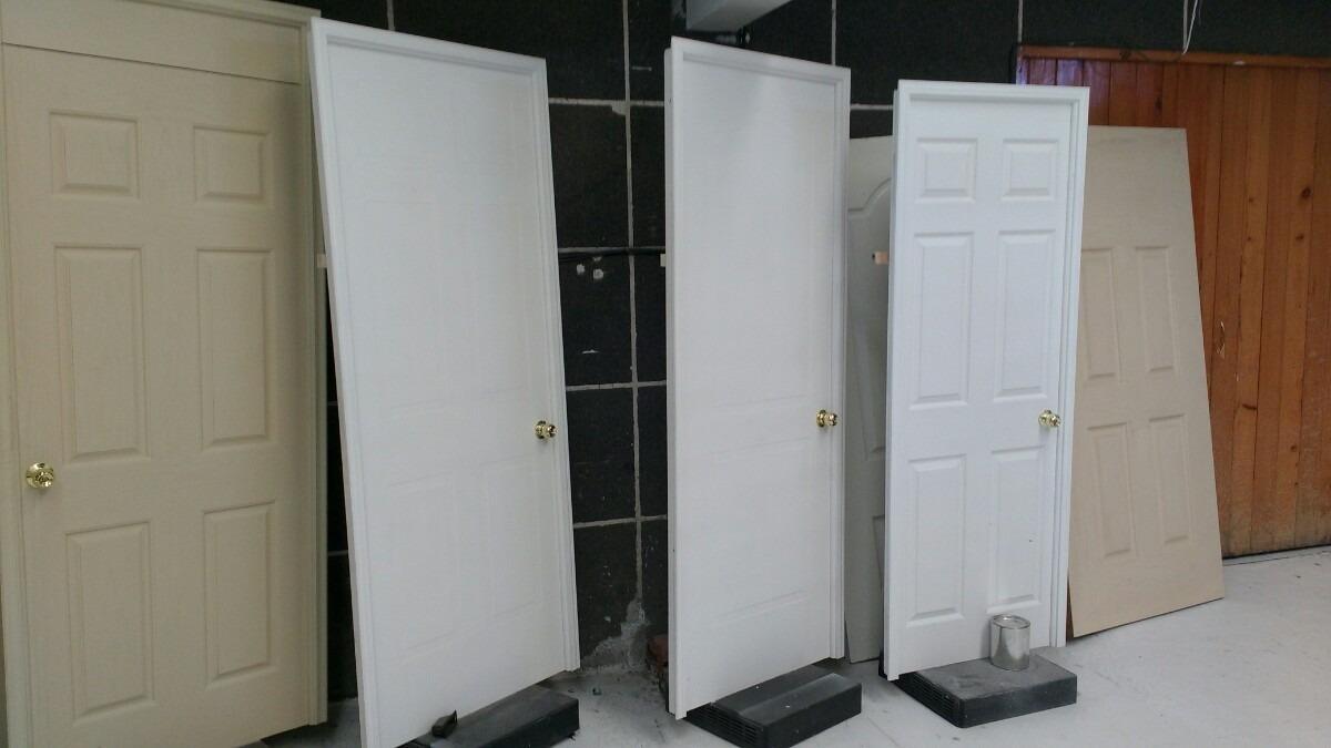 Puertas de madera varios modelos 2 en mercado libre for Puertas para recamara economicas