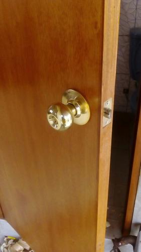 puertas de madera y contraplacadas
