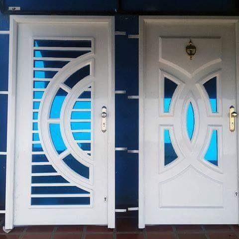 Puertas de metal s en mercado libre - Puertas de metal para casas ...