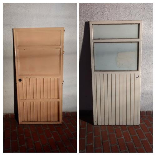 Puertas de metal para casa puerta de entrada cuarto - Puertas de metal para casas ...